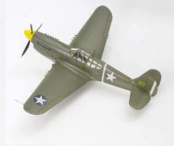 Curtiss P-40E Tomahawk 1:72