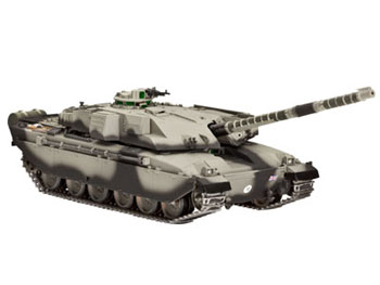 British Main Battle Tank 1:72