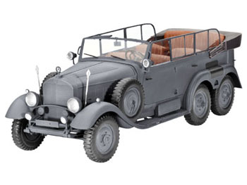 German Staff Car 'G4'  1:35