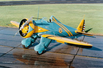 P-26A Peashooter 1:72
