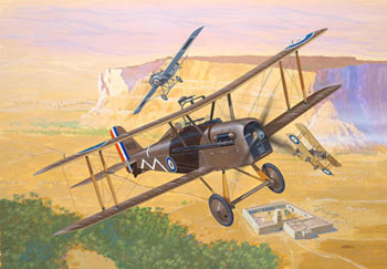 Royal aircraft factory 1:72