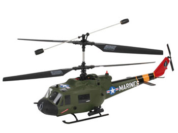 Helicopter 'Hue Attack' RTF GHz