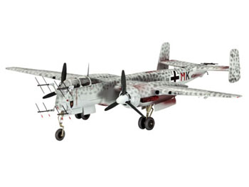 Model Set Heinkel He 219 'UHU' 1:72
