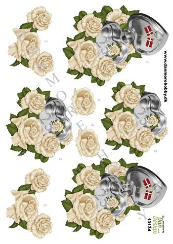 8c1ad2842339 3D ark sølvbryllup