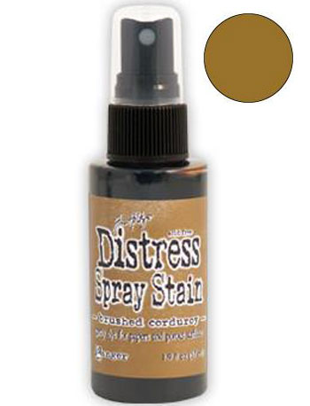 Dist Spray Stain - brushed corduroy