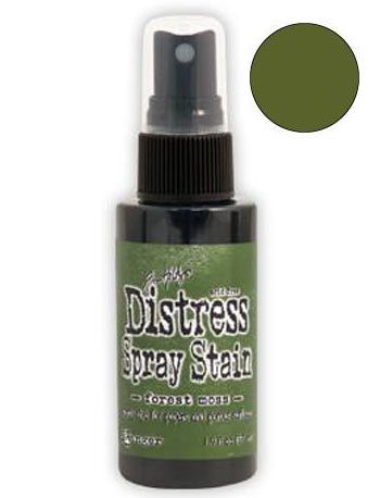 Dist Spray Stain - forest moss