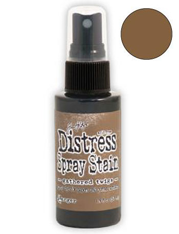 Dist Spray Stain - gathered twigs
