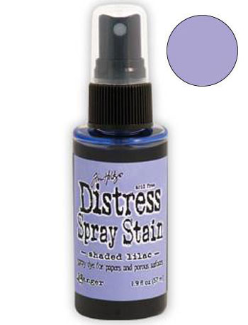 Dist Spray Stain - shaded lilac