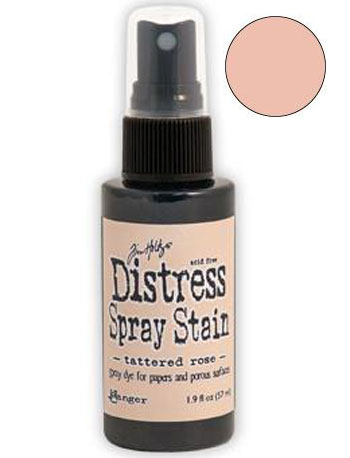 Dist Spray Stain - tattered rose
