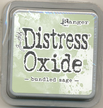 Stempel pude Distress Oxide Bunsled Sage
