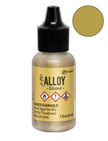 Alcoholbaseret Alloy Gilded 15ml