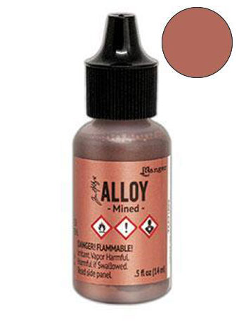 Alcoholbaseret Alloy Mined 15ml