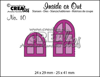 Dies Crealies Inside or Out 10  CLIO10