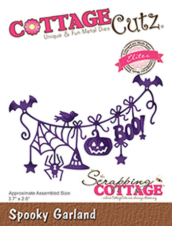 Dies CottageCutz CCE-535 spooky ass